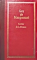 Couverture Contes de la bécasse Editions Flammarion 1979