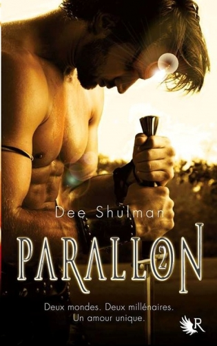 Couverture Parallon, tome 2