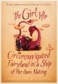 Couverture Féérie, tome 1 : La fille qui navigua autour de Féérie dans un bateau construit de ses propres mains Editions Corsair 2012
