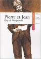 Couverture Pierre et  Jean Editions Hatier (Classiques & cie) 2004