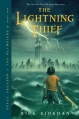 Couverture Percy Jackson, tome 1 : Le voleur de foudre Editions Hyperion Books 2006