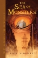 Couverture Percy Jackson, tome 2 : La mer des monstres Editions Hyperion Books 2007