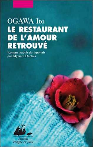Couverture Le Restaurant de l'amour retrouvé