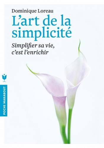 Couverture L'art de la simplicité