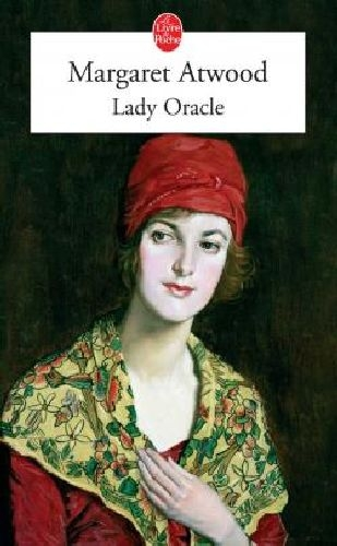 Couverture Lady Oracle
