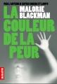 Couverture La couleur de la peur Editions Milan (Macadam) 2013