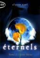 Couverture Eternels, tome 2 : Lune bleue Editions Michel Lafon (Poche) 2012