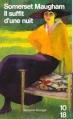 Couverture Il suffit d'une nuit Editions 10/18 (Domaine étranger) 1995