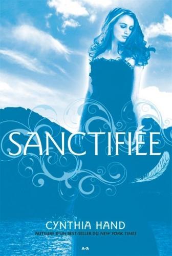 Couverture Céleste, tome 2 : Sanctifiée