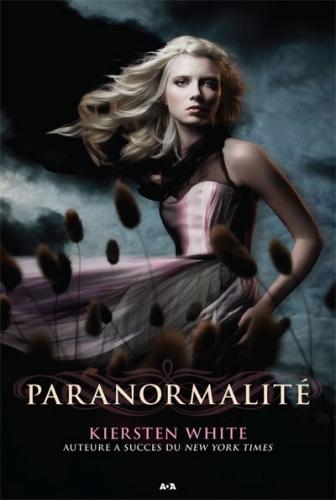 Couverture Paranormalité, tome 1