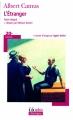 Couverture L'Etranger Editions Folio  (Plus classiques) 2010