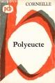 Couverture Polyeucte Editions Bordas (Petits Classiques) 1967