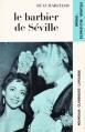 Couverture Le Barbier de Séville Editions Larousse (Nouveaux classiques) 1970