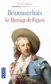 Couverture Le Mariage de Figaro Editions Pocket (Classiques) 2010
