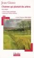 Couverture L'homme qui plantait des arbres Editions Folio  (Plus classiques) 2008