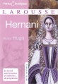 Couverture Hernani Editions Larousse (Petits classiques) 2008