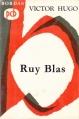 Couverture Ruy Blas Editions Bordas (Petits Classiques) 1967