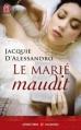 Couverture Régence, tome 1 : Le marié maudit Editions  2013
