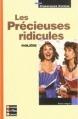 Couverture Les Précieuses ridicules Editions Bordas (Classiques) 2003