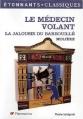 Couverture Le médecin volant suivi de La jalousie du barbouillé Editions Flammarion (GF - Etonnants classiques) 2006