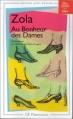 Couverture Au bonheur des dames Editions Flammarion (GF) 1999
