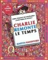 Couverture Charlie remonte le temps Editions Gründ 1998