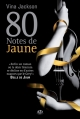Couverture Eighty days, tome 1 : 80 notes de jaune Editions Milady (Romantica) 2013