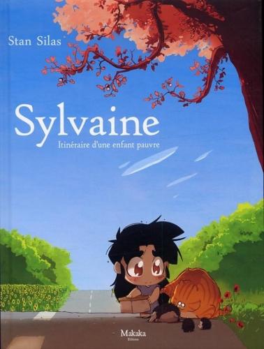 Couverture Sylvaine, itinéraire d'une enfant pauvre