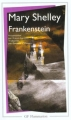 Couverture Frankenstein ou le Prométhée moderne / Frankenstein Editions Flammarion (GF) 2013