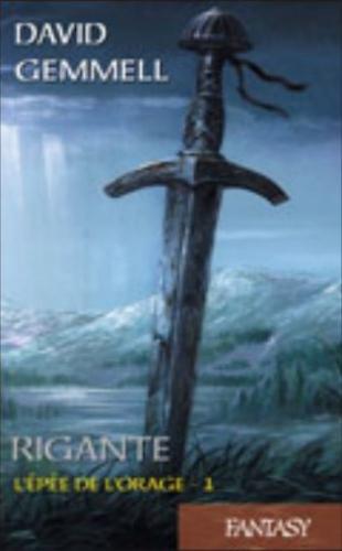 Couverture Rigante, tome 1 : L'Epée de l'Orage