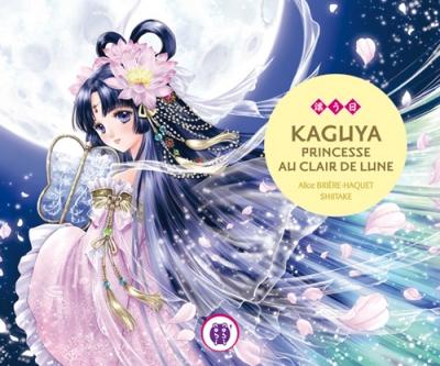 Couverture Kaguya, princesse au clair de lune