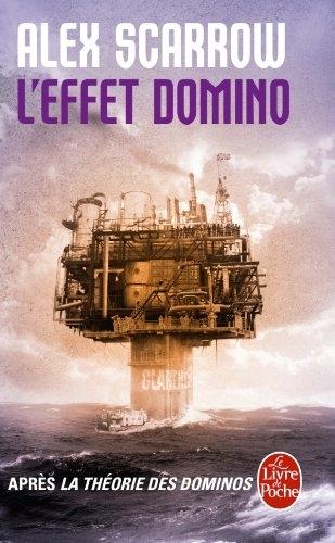 Couverture Domino, tome 2 : L'effet domino