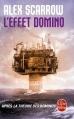 Couverture Domino, tome 2 : L'effet domino Editions Le Livre de Poche (Thriller) 2013