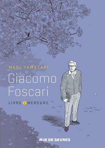 Couverture Giacomo Foscari, tome 1 : Mercure