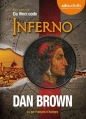 Couverture Inferno Editions Audiolib 2013