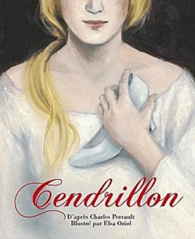 Couverture Cendrillon (Elsa Oriol)