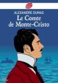 Couverture Le Comte de Monte-Cristo, abrégé Editions Le Livre de Poche (Jeunesse) 2012