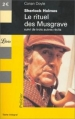 Couverture Le Rituel des Musgrave Editions Librio 2005