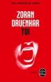Couverture Toi Editions Le Livre de Poche (Thriller) 2013