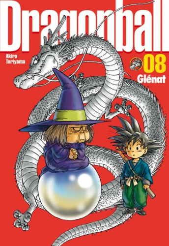 Couverture Dragon Ball, perfect, tome 08