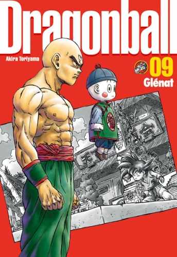 Couverture Dragon Ball, perfect, tome 09