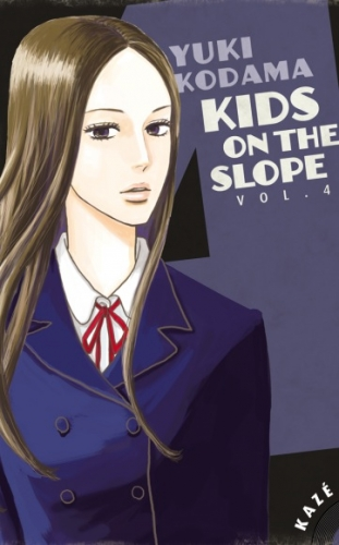 Couverture Kids on the Slope, tome 4