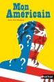 Couverture Mon Américain Editions Nathan 2013