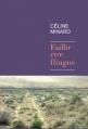 Couverture Faillir être flingué Editions Rivages 2013
