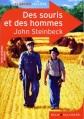 Couverture Des souris et des hommes Editions Belin / Gallimard (Classico - Collège) 2013