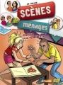 Couverture Scènes de Ménages, tome 04 : Encore plus terrible ! Editions Jungle ! 2013