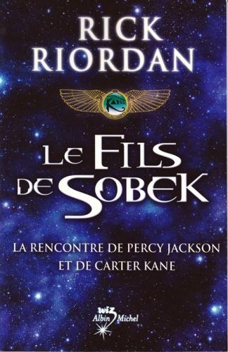 Couverture Le fils de Sobek