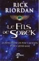 Couverture Le fils de Sobek Editions Albin Michel (Jeunesse - Wiz) 2013
