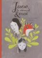 Couverture Jane, le renard et moi Editions de la Pastèque 2013