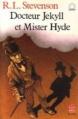 Couverture L'étrange cas du docteur Jekyll et de M. Hyde / L'étrange cas du Dr. Jekyll et de M. Hyde Editions Le Livre de Poche (Jeunesse) 1975
